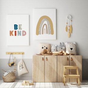 Décoration pour la chambre d'un enfant