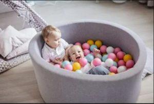 Les meilleures piscines à balles pour bébés en 2021